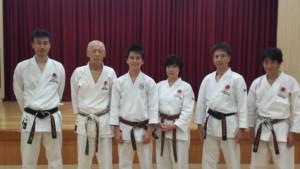 160827_Momo Training in Japan